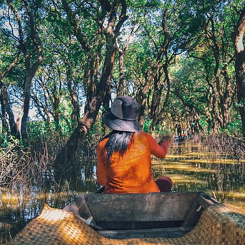 Cambodge et exploration du Sud du Vietnam -