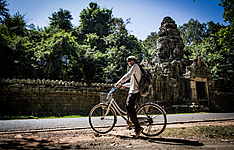 A VTT entre Siem Reap et Phnom Penh