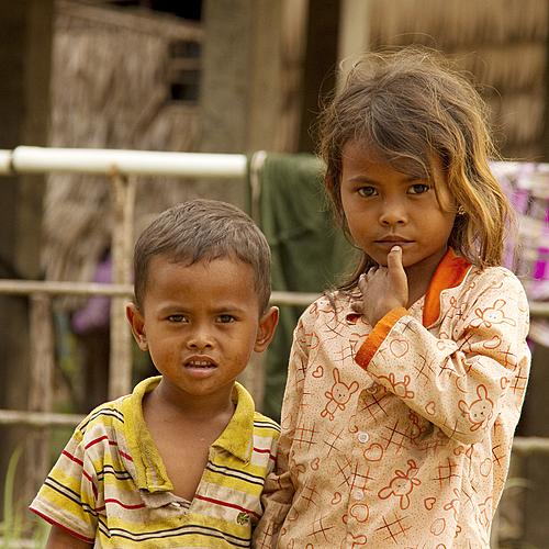 Aventure douce et rencontres en famille - Siem Reap -
