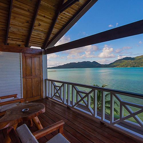 Combiné de charme 3 îles - Île Praslin -