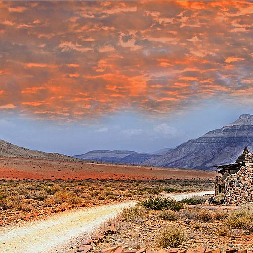 Mille et une Namibie - Windhoek -