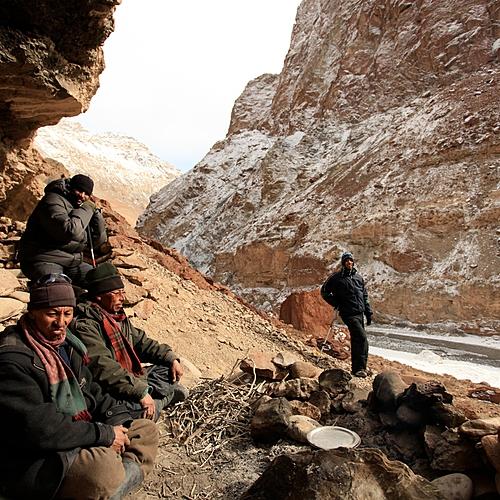 Le Zanskar intégral - Delhi -