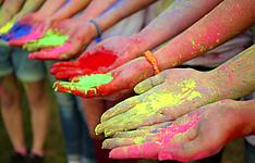 Voyage en Inde du Nord et Holi Festival