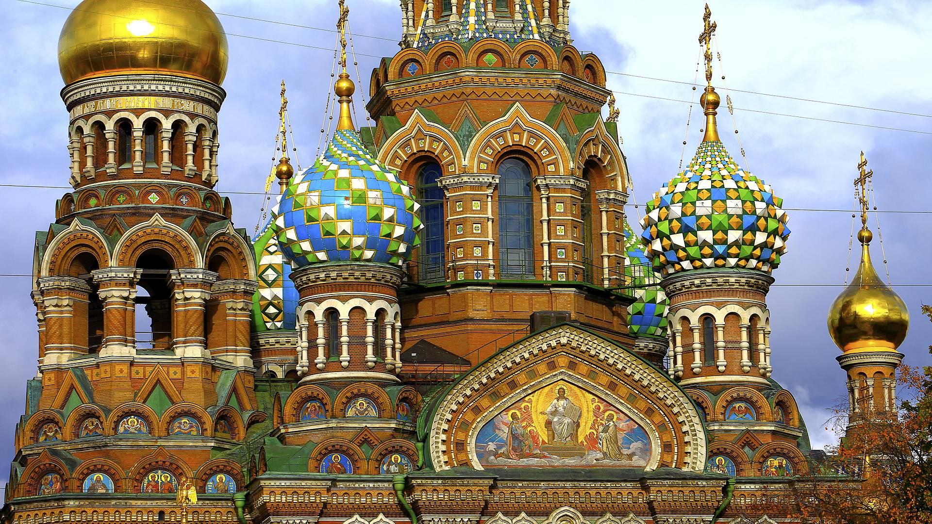 Découverte de Saint Pétersbourg