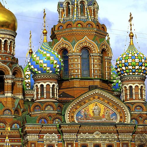 Découverte de Saint Pétersbourg - Saint-Pétersbourg -