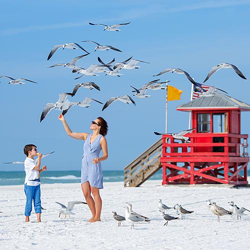 La Floride en Famille - Miami -