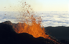 Volcans et cirques en liberté