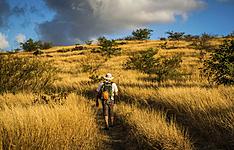 Grande traversée de l\'île en trekking