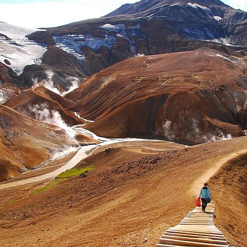 L'île mystérieuse, pistes et côtes sauvages - Reykjavik -
