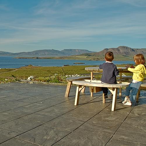 Le tour de l'île en famille - Reykjavik -