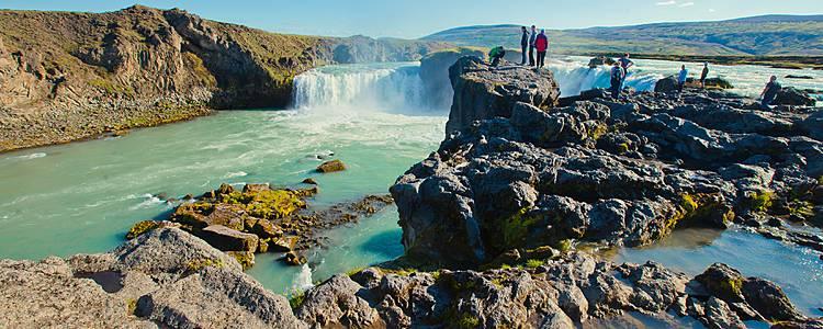Die geologische Wunderwelt Island