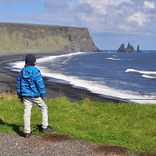 Les côtes Sud et Ouest en famille - Reykjavik -