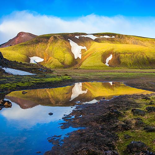 La grande traversée, entre déserts et océans - Reykjavik -
