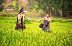 Romance et Luxe au pays du Mékong