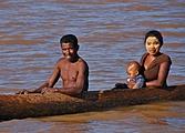 Descente de la Tsiribihina et Tsingy du Bemaraha