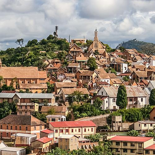 Luxuriance et charme de l'Est - Antananarivo -