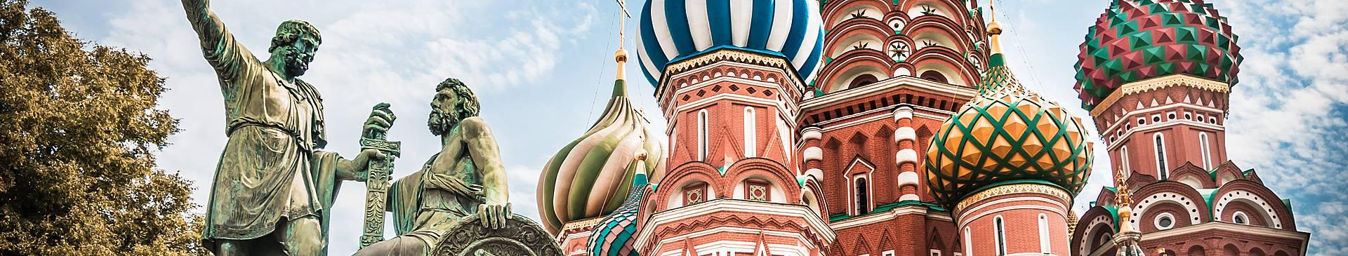 Viajes a Rusia en primavera