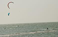 Kitesurfing au Nordeste