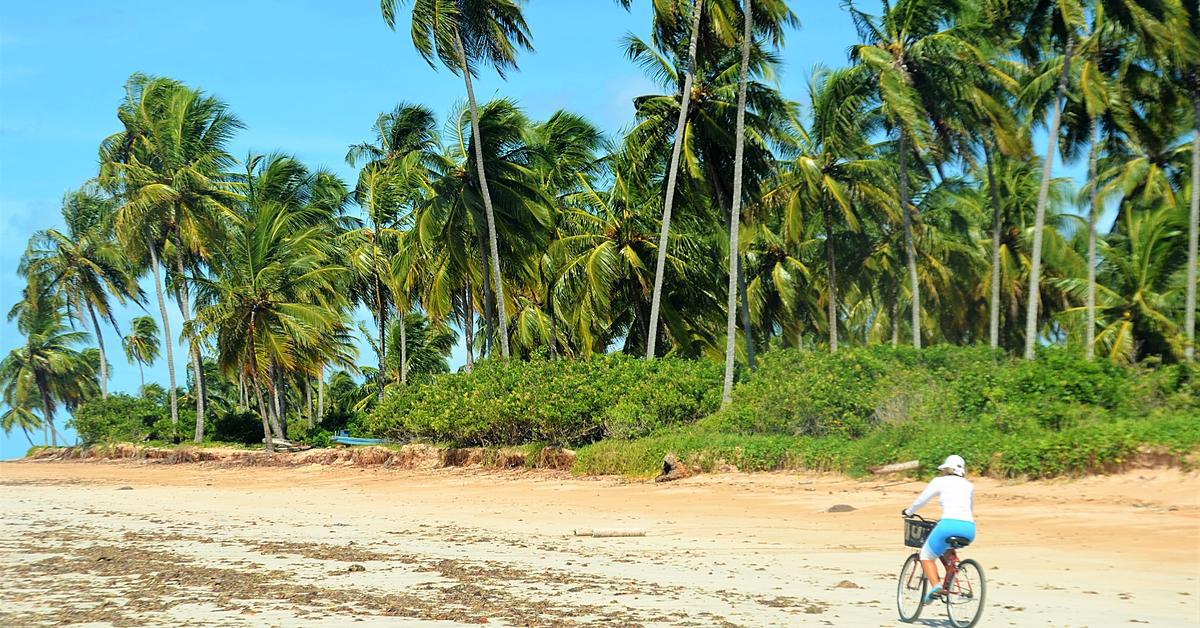Voyage à vélo Brésil : De Fortaleza à Sao Luis en vélo.