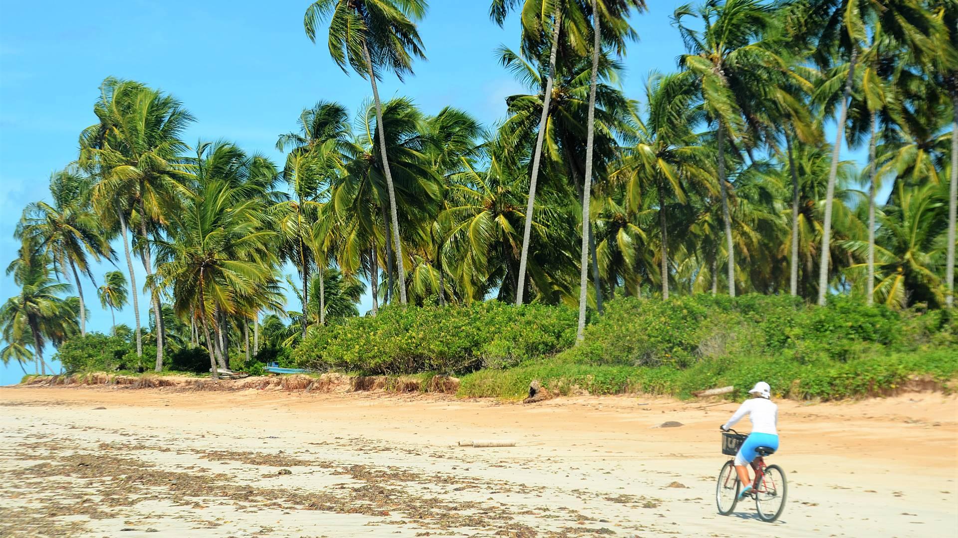 De Fortaleza à Sao Luis à vélo