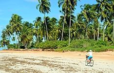 De Fortaleza à Sao Luis en vélo.