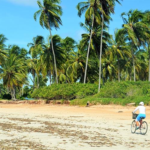 De Fortaleza à Sao Luis à vélo -