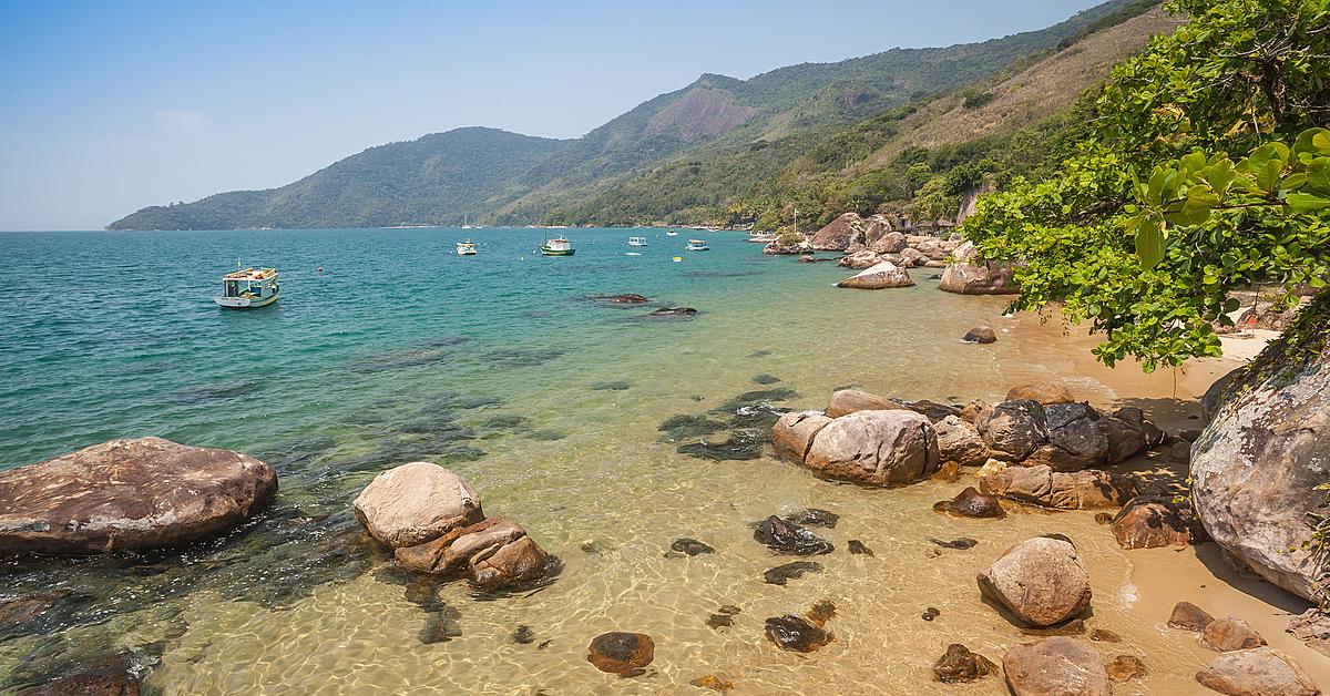 Voyage à pied : Spécial trekking Paraty et Bahia