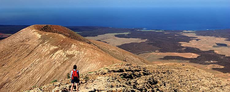 Lanzarote volcanique, une découverte à pied