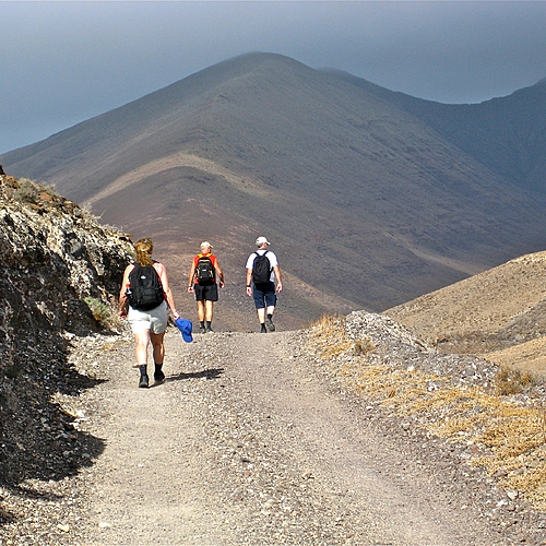 Gran Canaria  et Fuerteventura à pied entre amis - Las Palmas de Gran Canaria -
