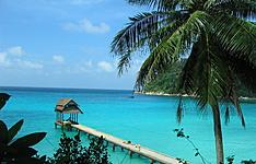 Séjour balnéaire sur l\'île de Perhentian
