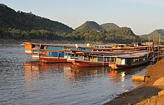 De Chiang Mai à Vientiane, entre vallées profondes et fleuves tumultueux