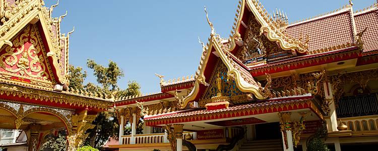 Petit tour de Luang Prabang et sa campagne