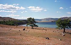 Vers l\'extrême Ouest de la Mongolie