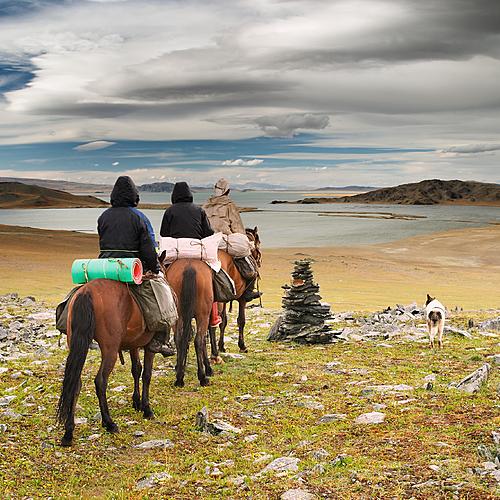 Dans la peau d'un nomade des steppes - Oulan-Bator -