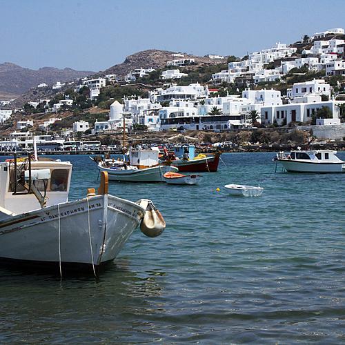 Croisière au départ de Mykonos - Myconos -