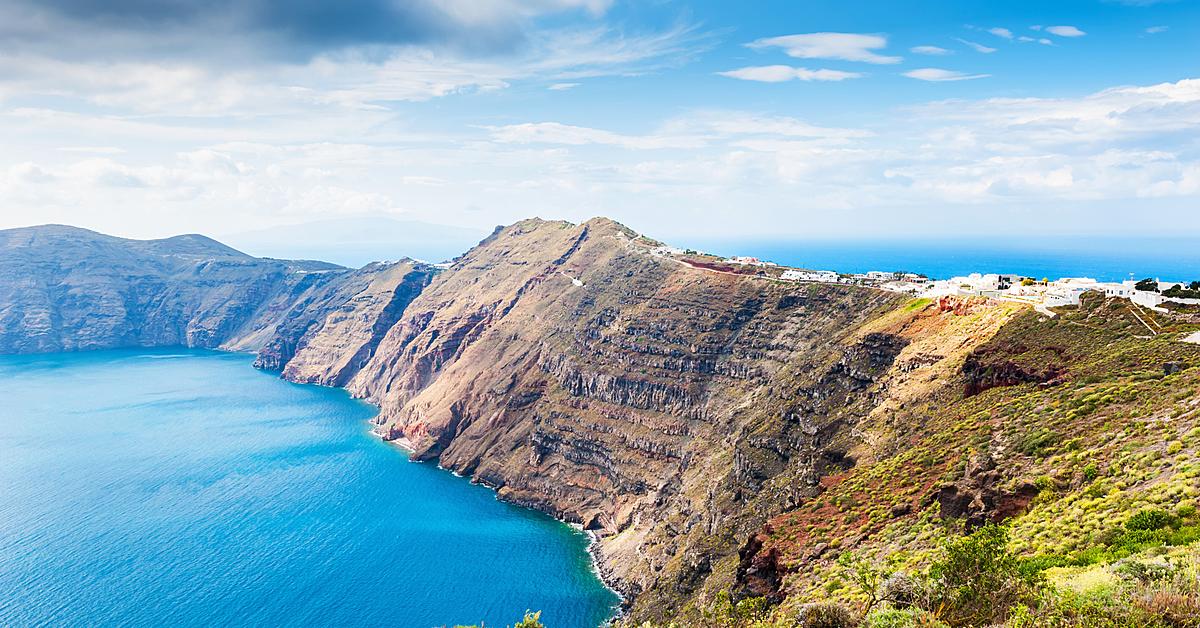 Voyage à pied Grèce : Randonnées libres dans les Cyclades