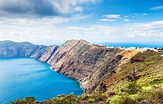 Randonnées libres dans les Cyclades