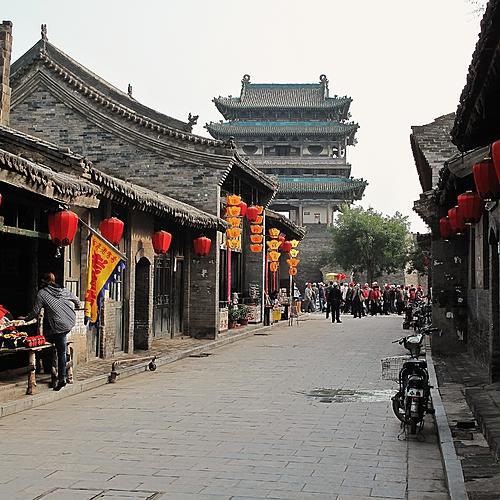 Cités légendaires de Pekin à Shanghai -