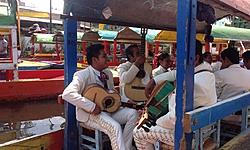 Joelle, voyage au Mexique