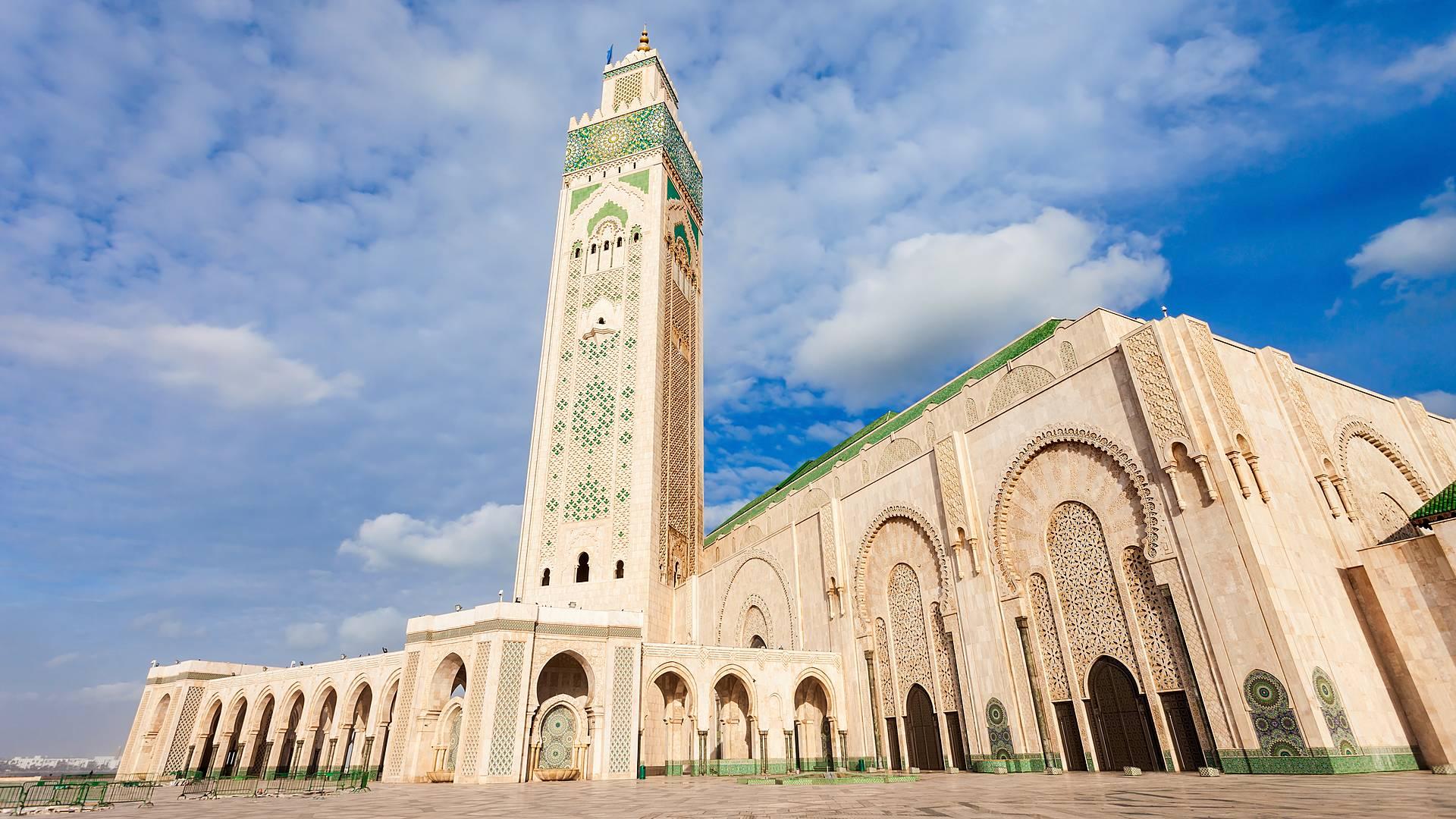 Königsstädte ab Casablanca oder Marrakesch