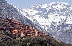Ascension du Toubkal et découvertes berbères