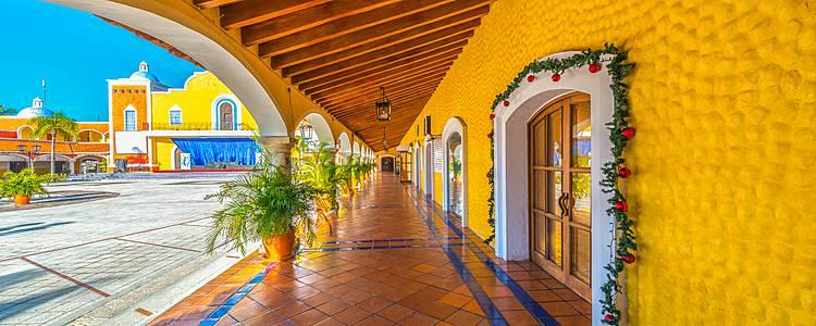Hacienda Tour durch Yucatan