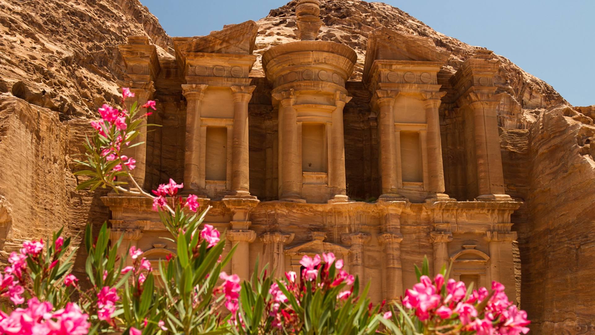 Kulturstätten zwischen Amman und Aqaba