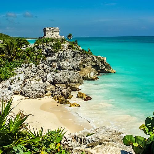 Charme et luxe en terre des Dieux - Mexico -