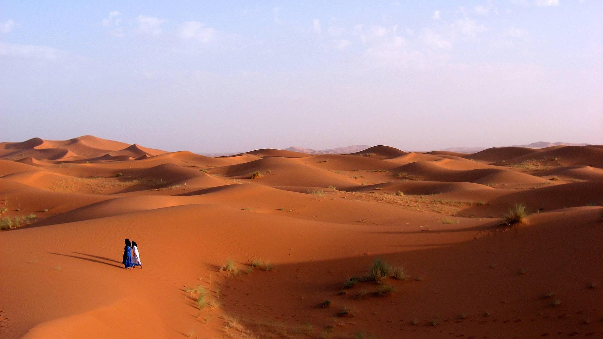 Mit dem Zug durch Marokko