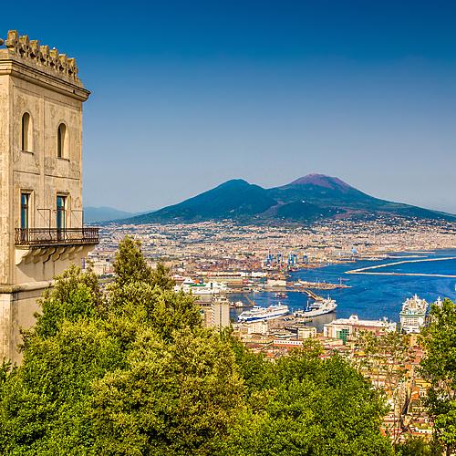 A la découverte de Naples -