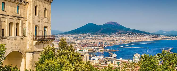 A la découverte de Naples