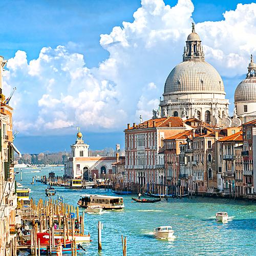 A la découverte de Venise - Venise -