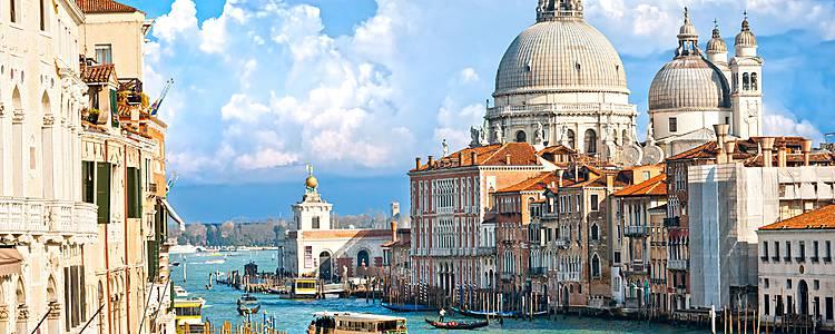 A la découverte de Venise