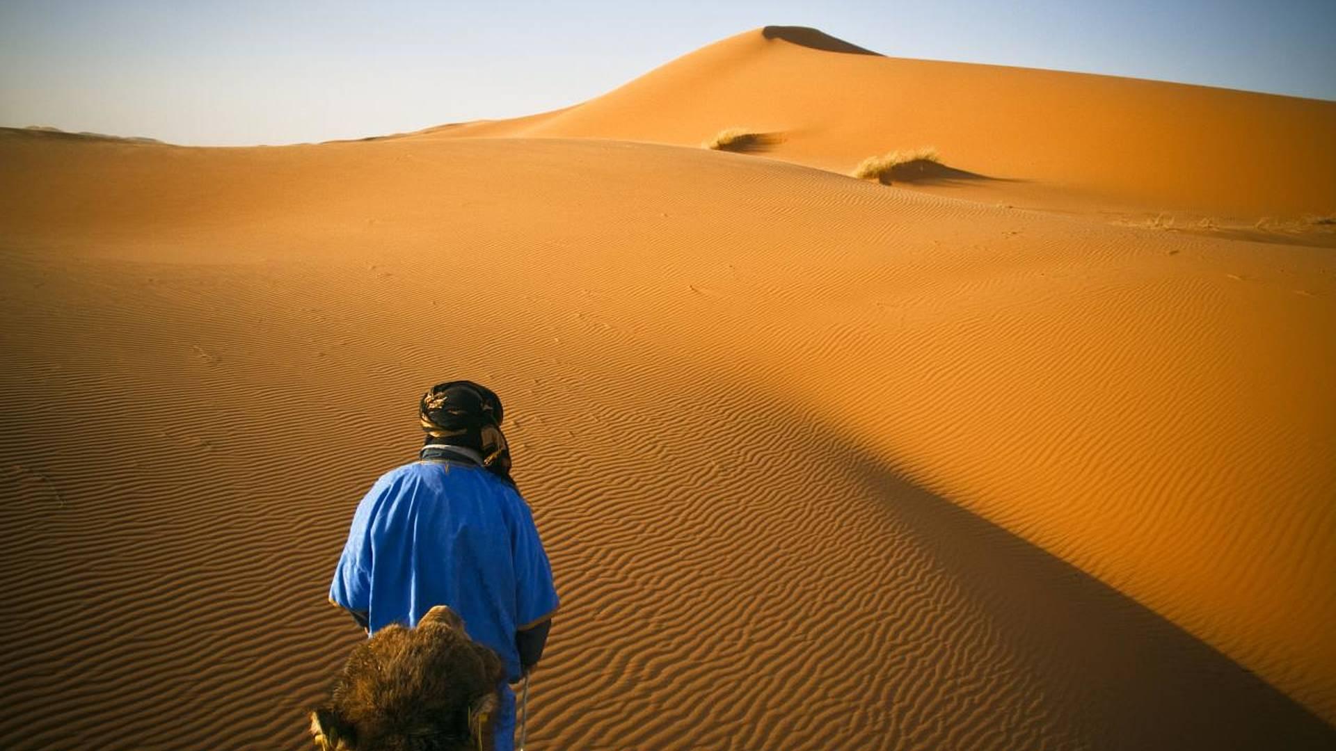Marrakesch und die Weiten der Sahara